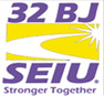 32 BJ SEIU - Stronger Together